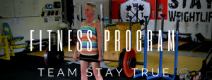 stay true coaching fitness program